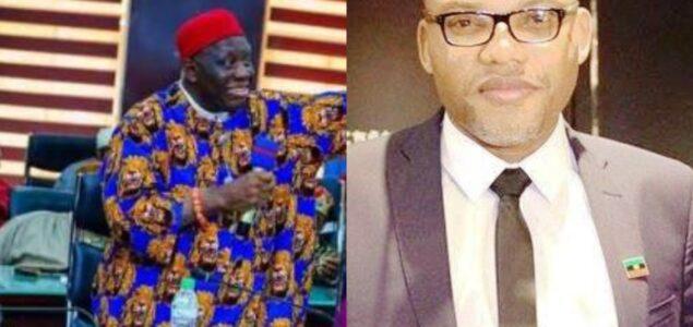 Ohanaeze Ndigbo to Nnamdi Kanu: Biafra Is Not A Child's Play