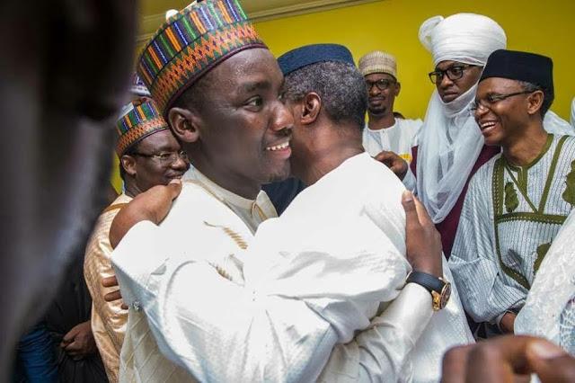 Buhari Appoints His Nephew Tunde Sabiu As NIA Director