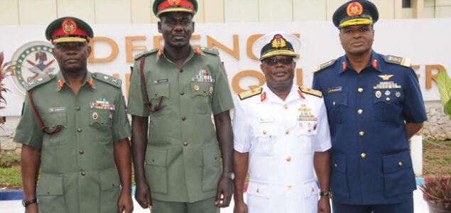 Buhari Nominates Buratai, Olonisakin, Ibas, Abubakar, Usman As Ambassadors