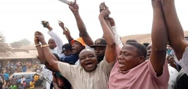 Tension: Sunday Igboho storms Ogun, vows to flush out killer herdsmen