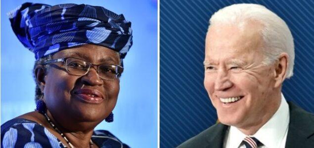 US finally backs Nigeria's Ngozi Okonjo Iweala to lead WTO