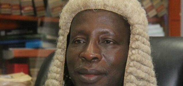 Nigerian Chief Judge who issued Exparte Order proscribing IPOB, is dead