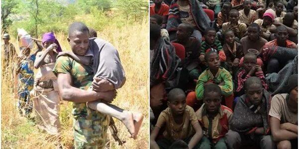 Bandits: Kagara Abducted Students Regains Freedom