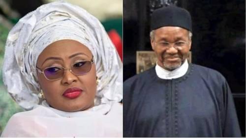 Mamman Daura Paralysis reason Aisha Buhari returned to Aso Rock Nigeria