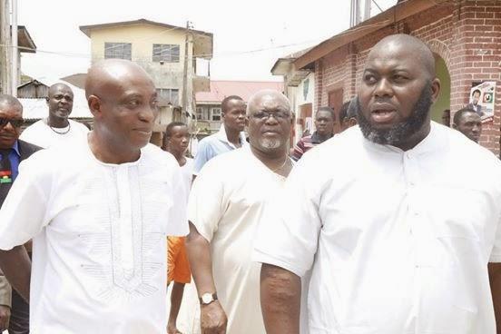 Biafra: Uwazuruike, MASSOB back Asari-Dokubo
