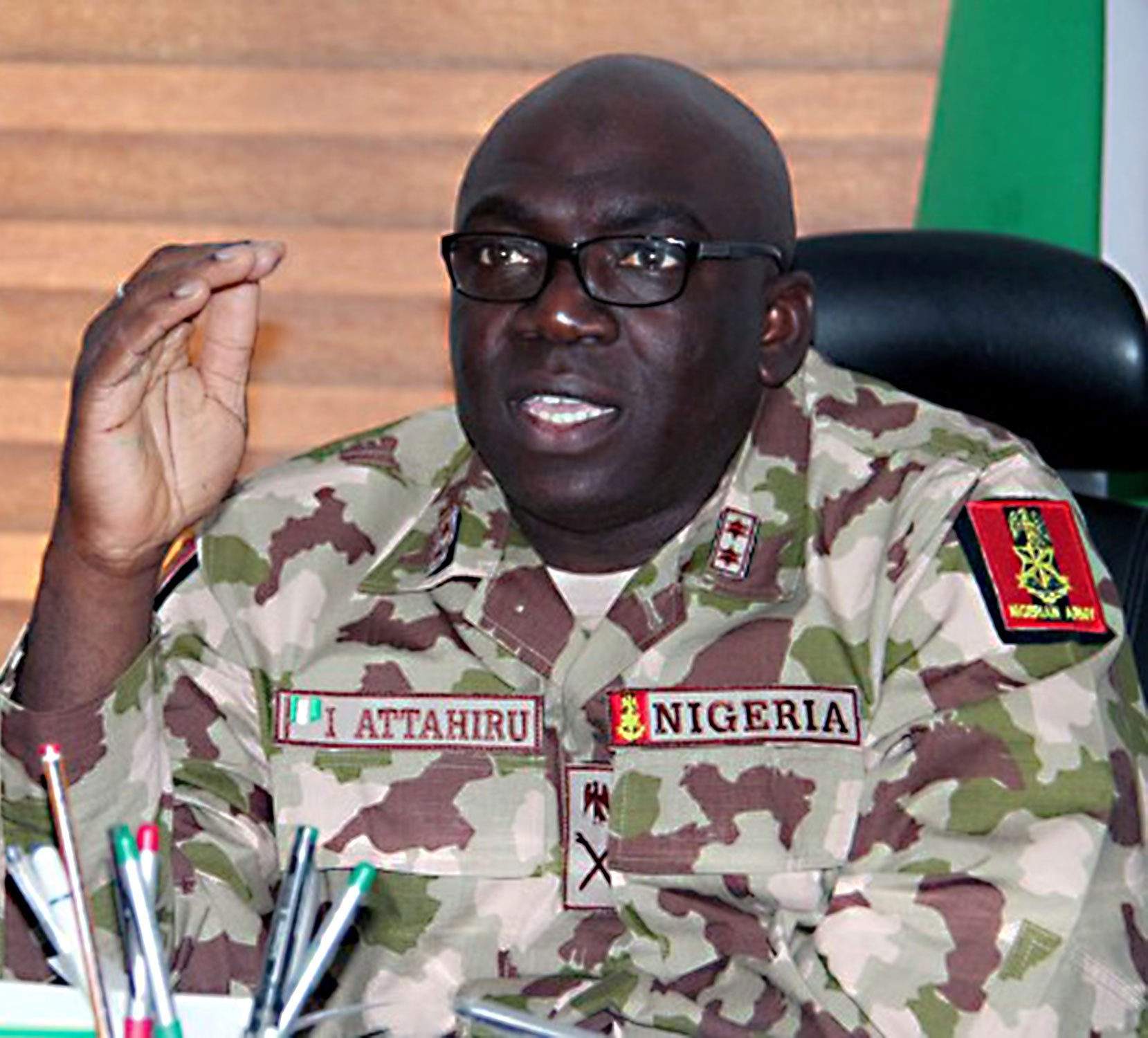 We will deal with you – Nigeria Army Chief tells Dokubo, Igboho, others