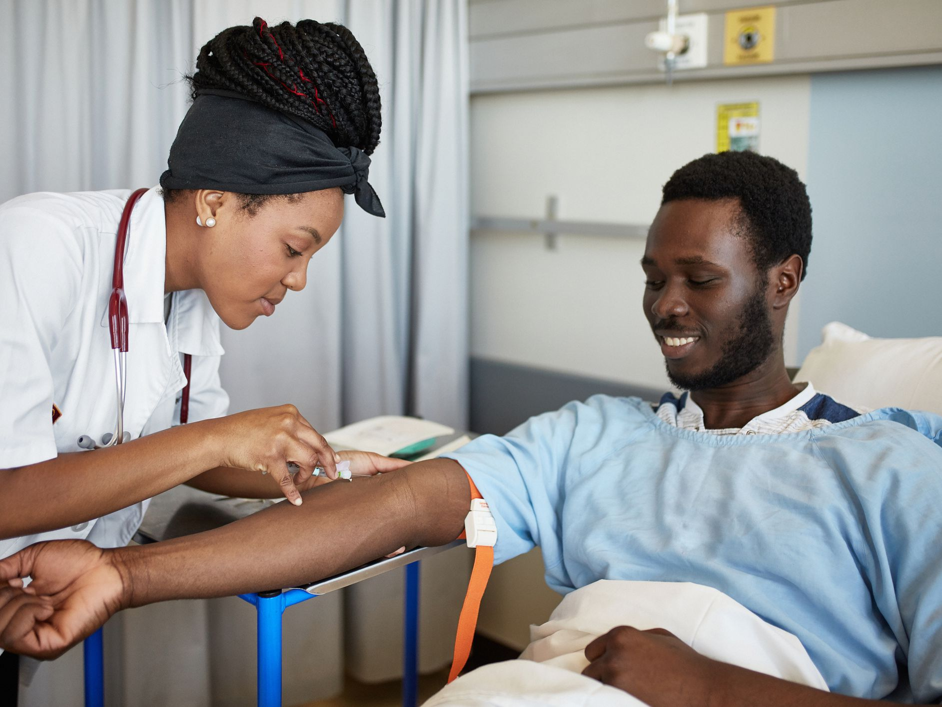 Side Effects of Blood Transfusion