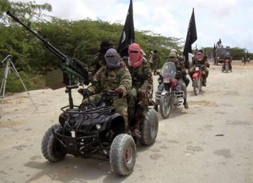 Boko Haram Terrorists Again Throw Maiduguri Into Darkness, Blow Up Power Tower