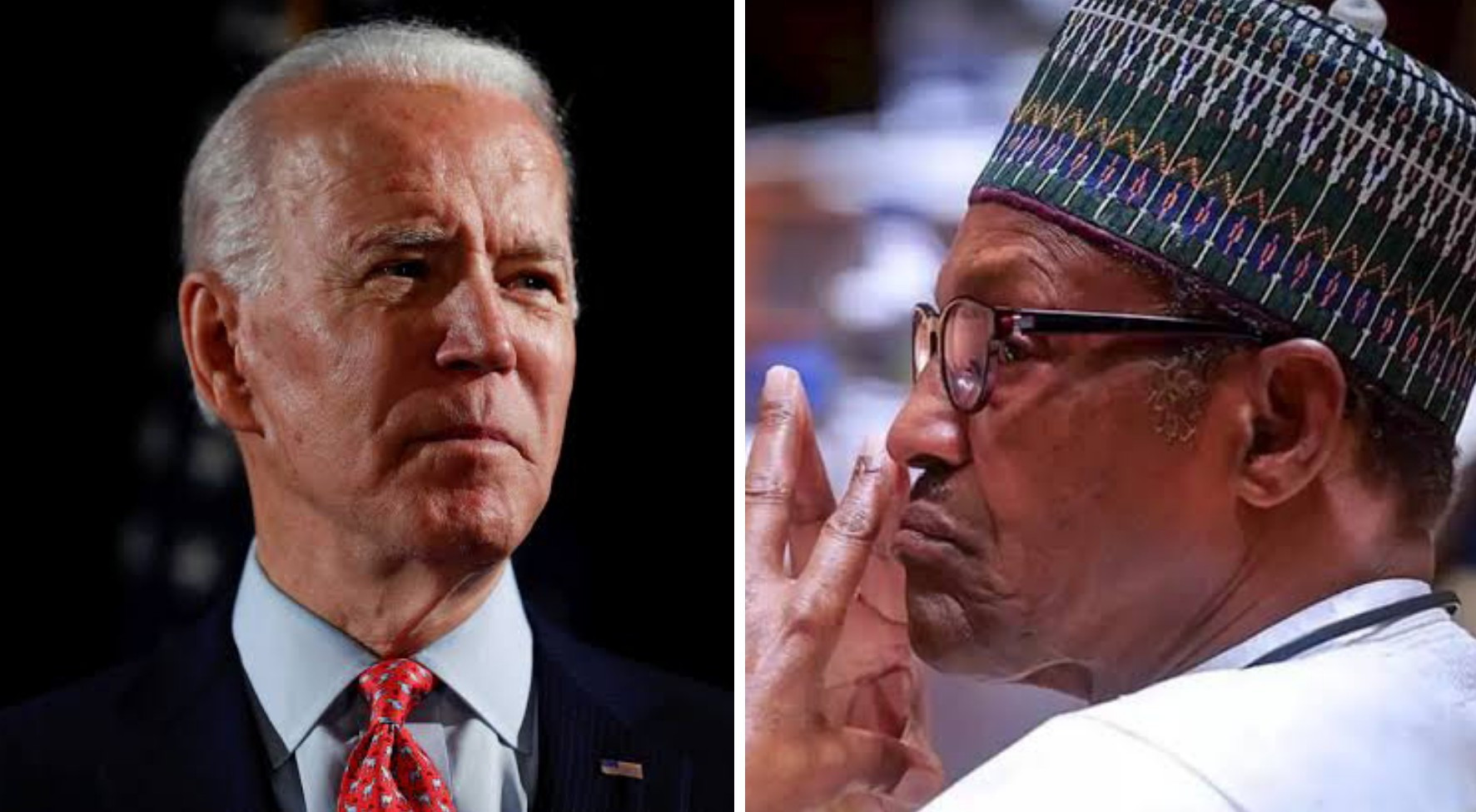 Nnamdi Kanu reiterates that Buhari is dead as Biden Snubs Buhari in First Calls to Africa