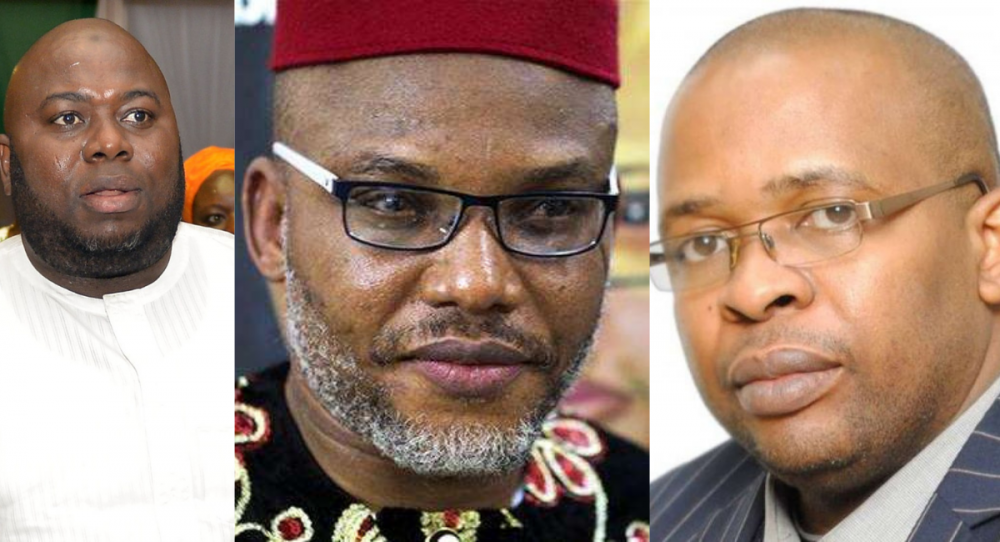 FULL REPORT: How IPOB Biafra Agitation broke into Factions to Nnamdi Kanu, Mefor and Dokubo over Control