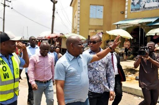 Nyesom Wike approves Dualisation of Ogbumnuabali Road, warns disruptions