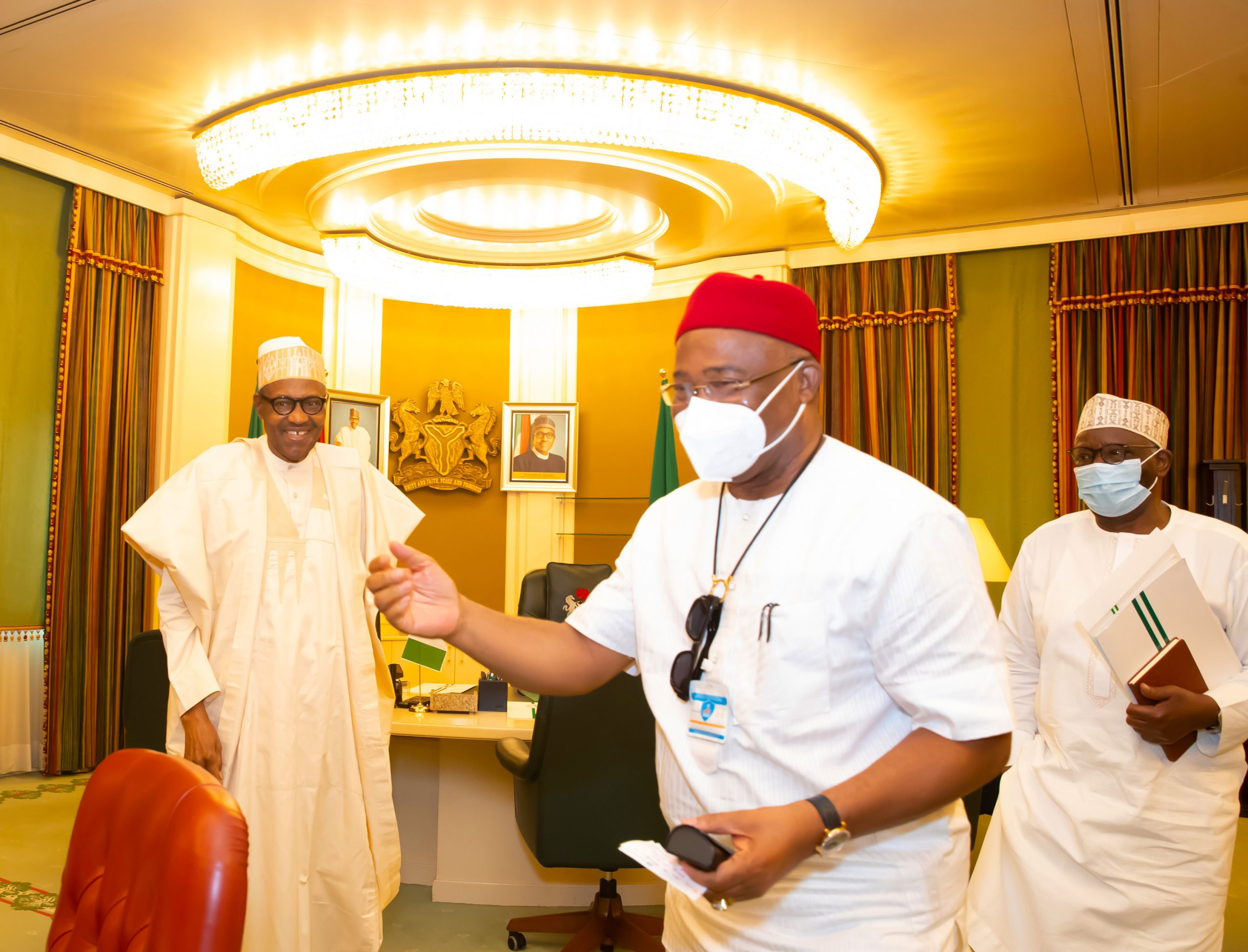 Buhari, Osinbajo, others storm Imo State Next Week