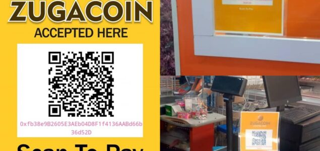 Zugacoin launches Scan To Pay System as Investors can now Shop with Zugacoin