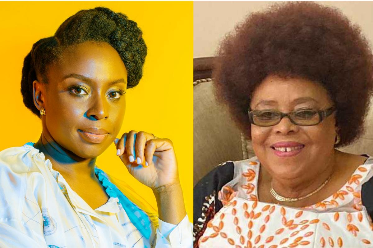Chimamanda Adichie loses mother