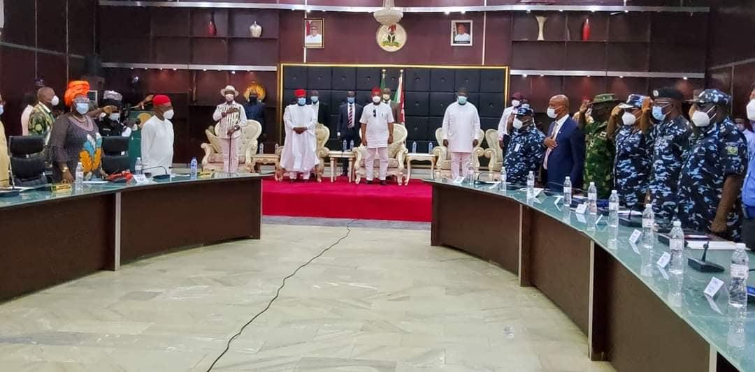 Igbos does not want Biafra - Hope Uzodinma