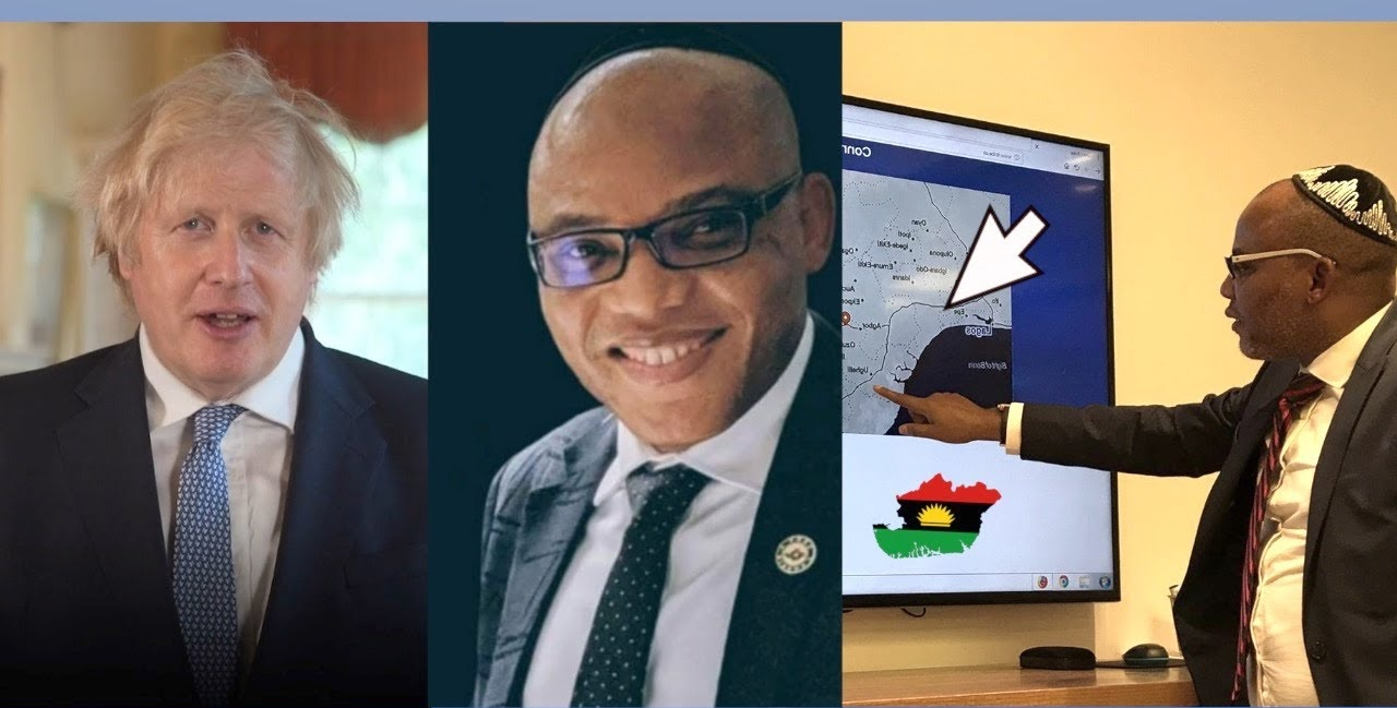 Biafra: IPOB needs referendum not asylum – Nnamdi Kanu replies UK govt