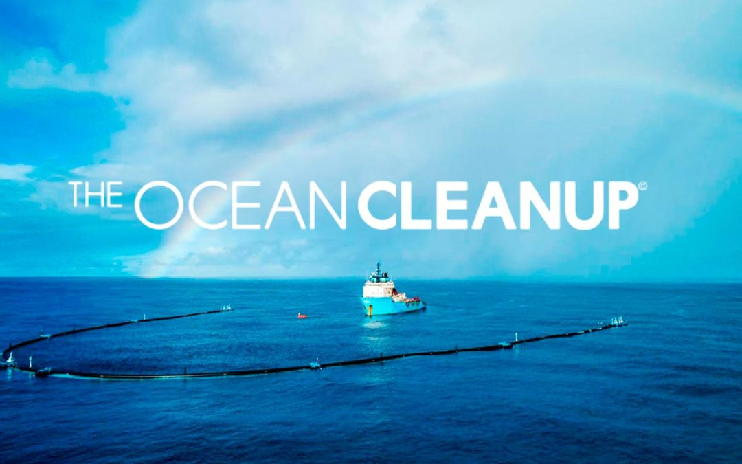 Elongate Ocean Clean Up
