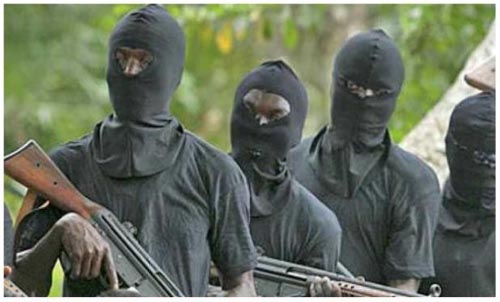 Unknown Gunmen attack Ubani Police Station in Abia