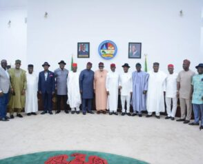 Nnamdi Kanu joyful as Southern Governors meet for the first time since 1914, but..