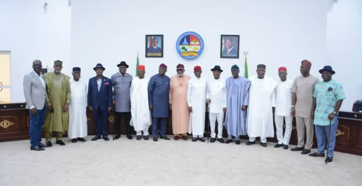 Southern Governors Ban Open Grazing, Call For National Dialogue