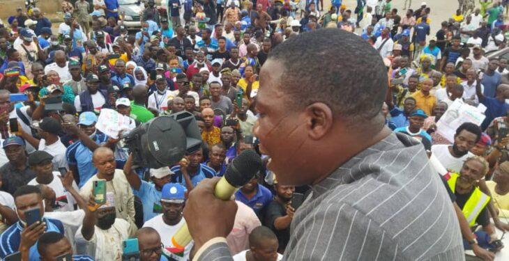 Attack on IPOB is Attack on Yoruba Nation, Igboho Warns FG