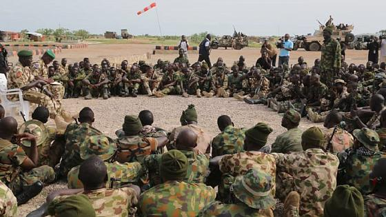 Nigeria Army on Ethnic And Religious Domination Operation in Southern Nigeria, Deploys Northern Commanders to region