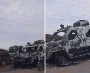 Nnamdi Kanu writes Joe Biden, asks US to deny Nigeria weapons, others