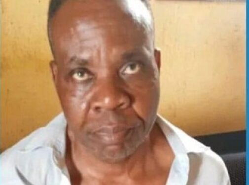 Nigeria Security Forces arrests Awurum Eze term him IPOB leader in South-East