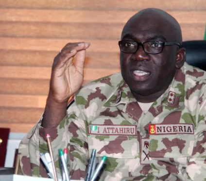 General Ibrahim Attahiru: Life and times of Nigeria's late Army Chief