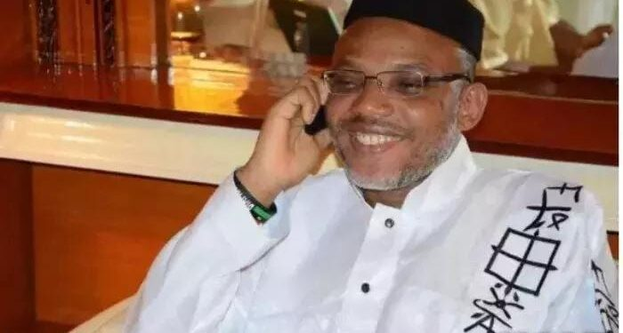 Trouble for Nigeria as British Commission, London Law Firm Agree To Take Over Nnamdi Kanu's Case