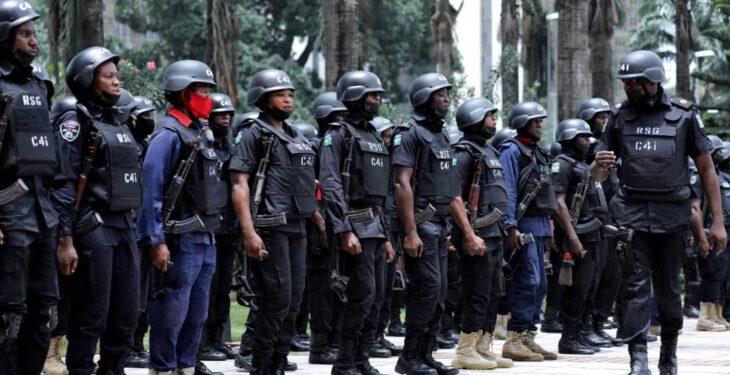 Unknown Gunmen Kills, Beheads Seven Police Men in Rivers, burn others