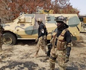 5 Soldiers Feared Dead As Unknown Gunmen Attack Military Checkpoint In Anambra