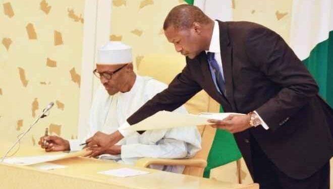 AGF Malami Asks Buhari to Suspend Nigeria Constitution, Declare Martial Law