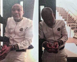 Oduduwa Sunday Igboho arrested in Benin Republic
