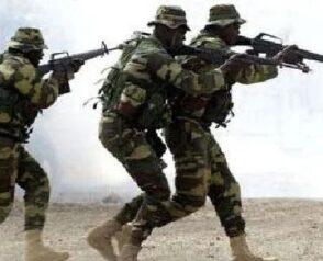 Biafra, Oduduwa Volunteers Undergoes Joint Trainings