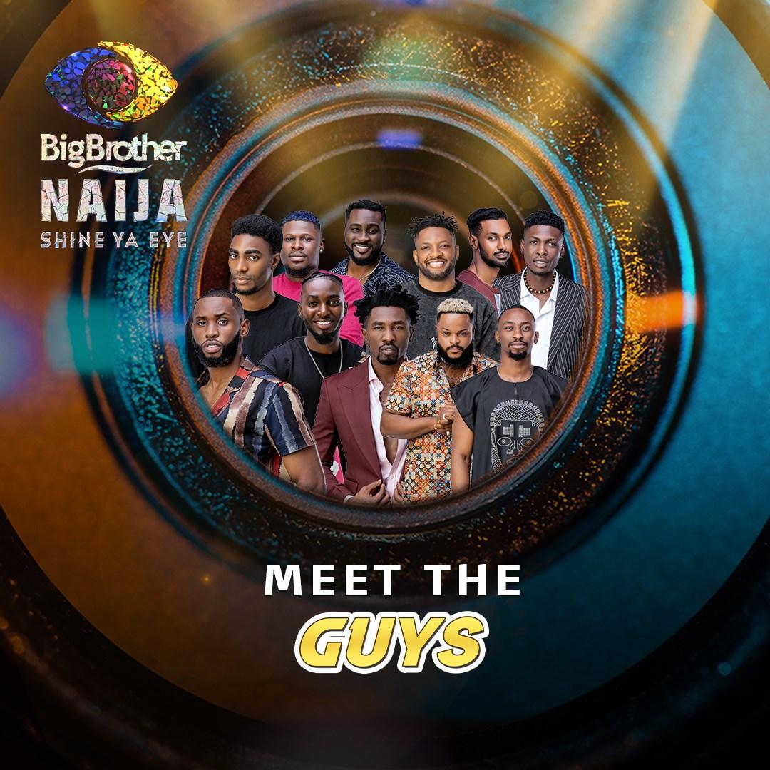 Meet the 2021 BBNaija Season 6 Shine Ya Eyes House Mates