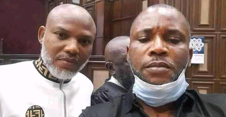 IPOB Leader, Nnamdi Kanu brought to court amidst tight security